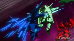 Gundam AGE 2 Episode 26 Earth is Eden Screenshots Youtube Gundam PH (83)