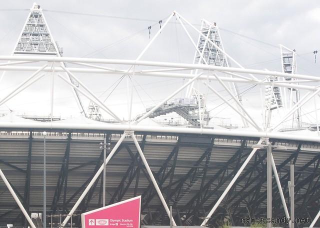 Olympics Stadium - 5th May, 2012 (1)