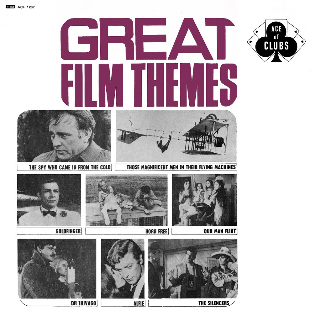 Various Artists - Great Film Themes
