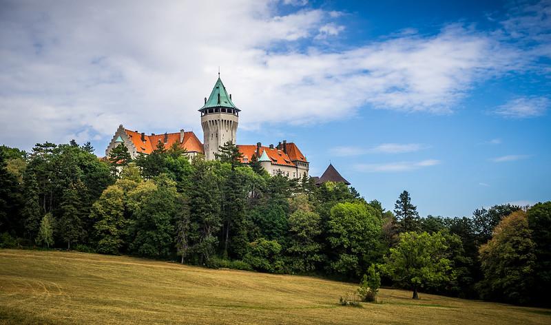 smolenice castle, smolenicky zamok, what to do in western slovakia, guide in slovakia