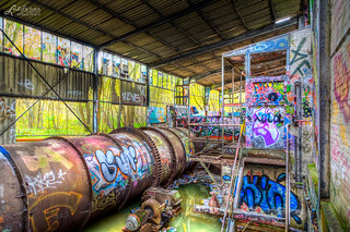 old inceneration plant II