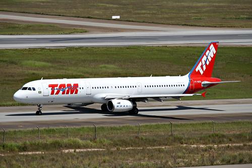 TAM | Airbus A321 @ SBGR