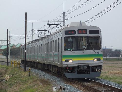 7501F @武州荒木〜東行田