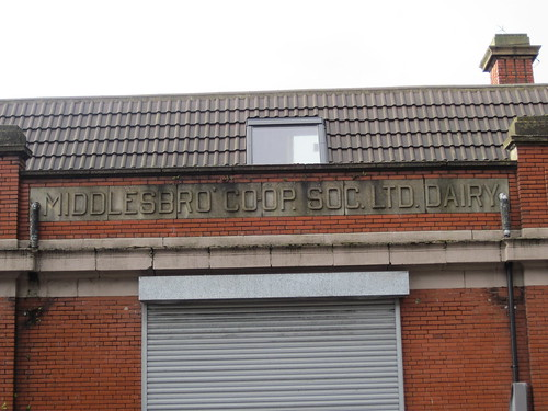 Middlesbrough Co-op Dairy