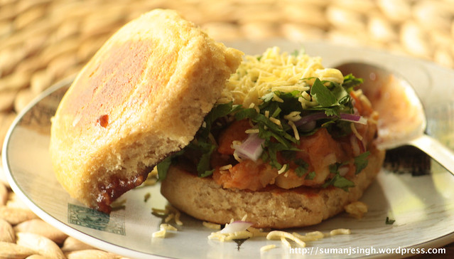 Ready to eat Dabeli Paav...