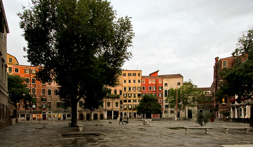 Courtyard, Venetian Ghetto