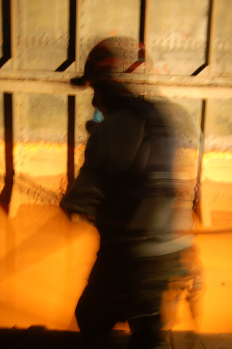 motion blur Chris