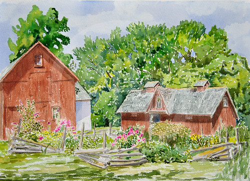 Explore the Shore 2012, John R Park Homestead,  by photographerpainterprintmaker