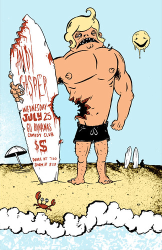 Andy Gasper Poster