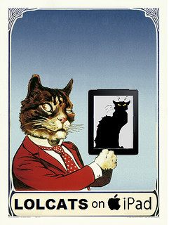The Internet is Made Out of Cats