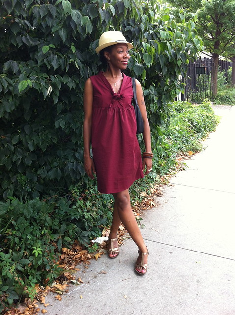 What I Wore 7.16.12
