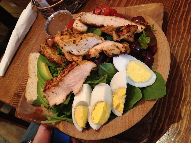 Love & Haight cobb salad - Fork Cafe