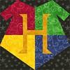 Updated Hogwarts Crest 2012