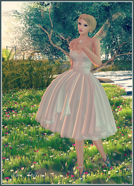 Fabulously Free in SL - Precious Crystals by Love Trill