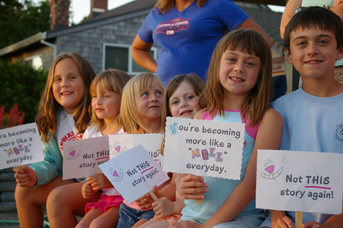 kids signs 2007