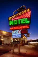 Monterey Non Smoker's Motel