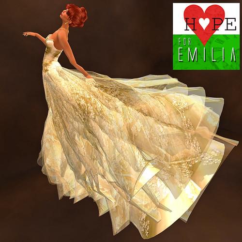 Aglow for Emilia