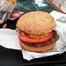 Hero Certified Burgers - the burger