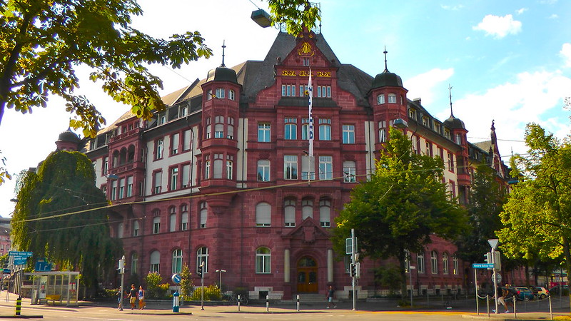 In Zürich, Switzerland