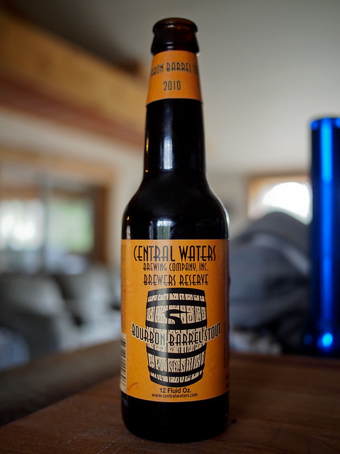 Central Waters Brewers Reserve Bourbon Barrel Stout