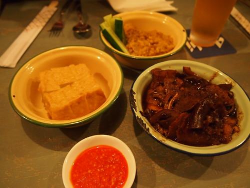 Seh bak - Complete dish