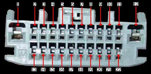 wrangler radio wiring diagram pioneer deh 150mp completed writeup - stereo upgrade jku infinity retaining oem h/u jk-forum.com the top ...
