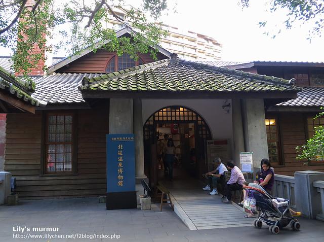 很值得來一探究竟的北投溫泉博物館,有濃濃的日式風情!