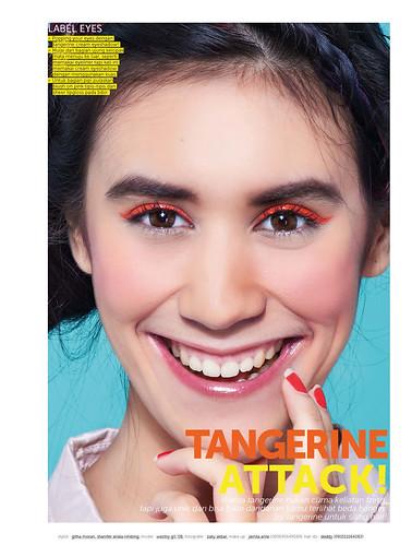 Tangerine Attack