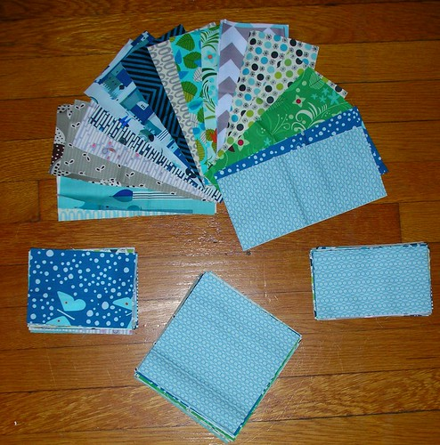 Cut-fabrics