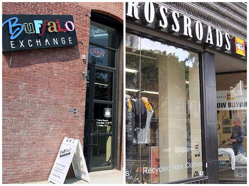 Buffalo Exchange-Crossroads