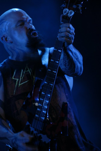 Kerry King photo by Metal Chris