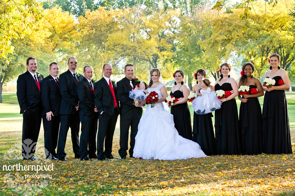 Melanie & Blake Wedding