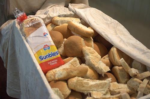 Lunch bread