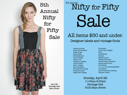 Nifty for Fifty Sale