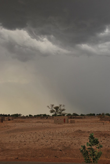 Course avec l'orage II