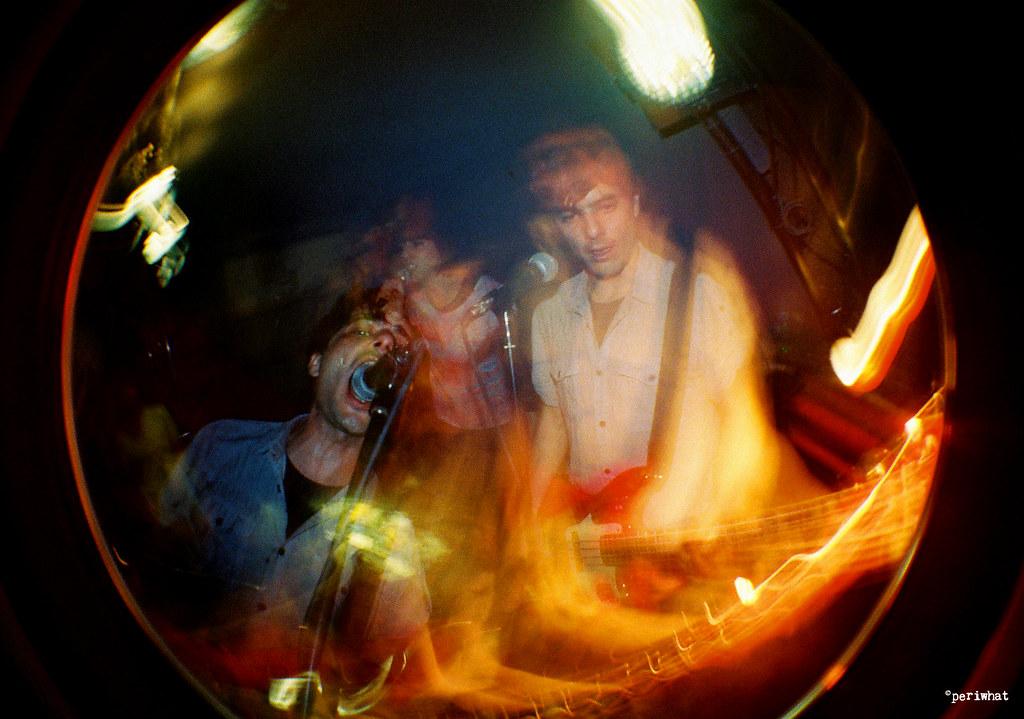 Juanita y los Feos @Rock Palace