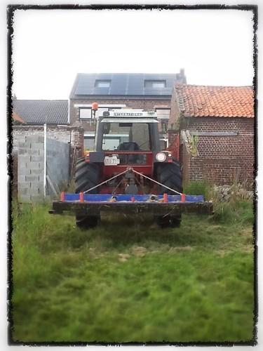 Flinke tractor mag terug naar huis