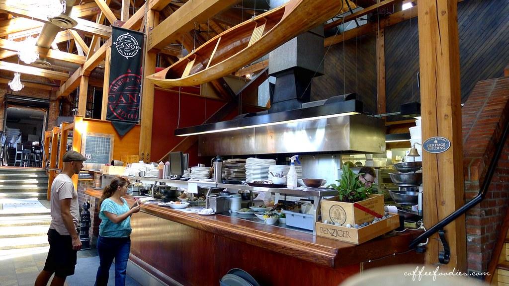 CANOE BREWPUB, Restaurant and Marina VICTORIA BC 0038