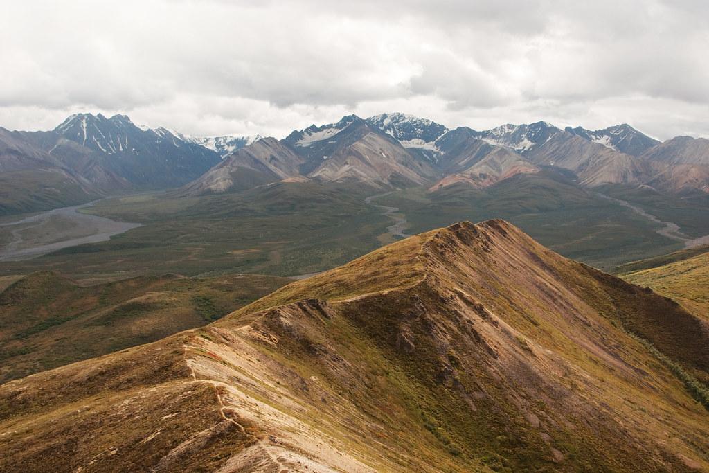 Polychrome Ridge Hike