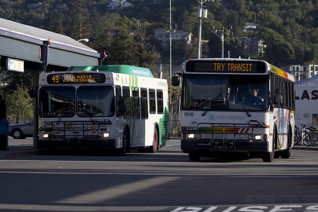 Transit Rush