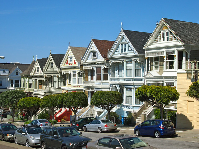 A Quest To Find The Full House House In San Francisco