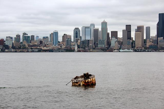 Seattle Ferry Tour