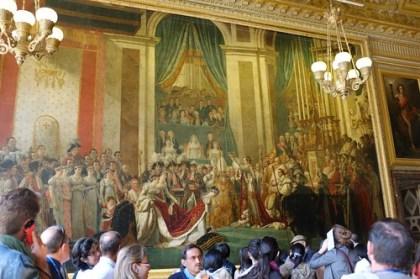 Salle du Sacre