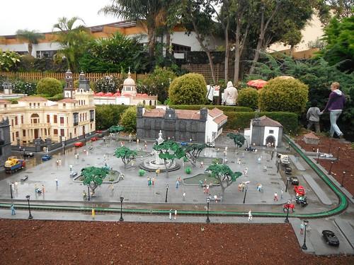 Площадь дель Аделантадо // Plaza del Adelantado