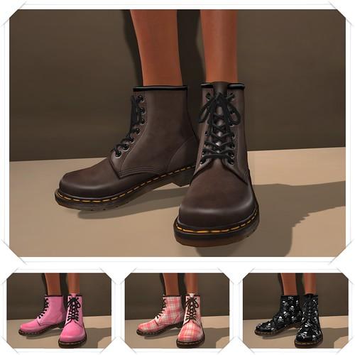 Short Boots 2