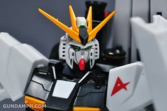 Robot Damashii Nu Gundam & Full Extension Set Review (39)
