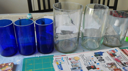 Striped Vases 1