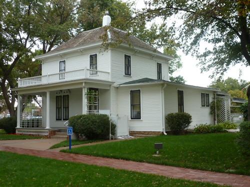 10-1-12 KS - Abilene, Eisenhower Library & Museum 21