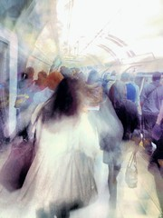 iPhoneography 385 >Underground World | London Series<