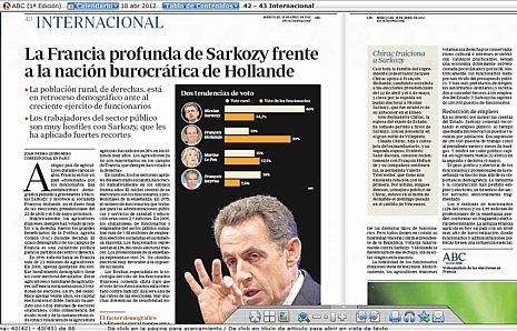12d17 Sarkozy Hollande Francia rural contra Francia burocrática